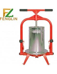 Fenglin MAC 5G 18 Paslanmaz Çelik Meyve Sıkma Pres Makinesi 18 Litre